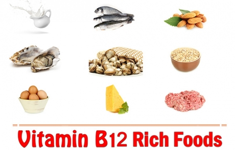 Vitamin-B12-Rich-Foods