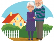 AGING IN PLACE — Given a choice, most seniors want to age at home, which is ideal, when it's possible. Photo courtesy Urchenkojulia/Dreamstime.com