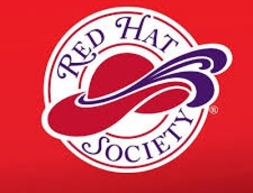 How's the Red Hat Society staying social during COVID-19?