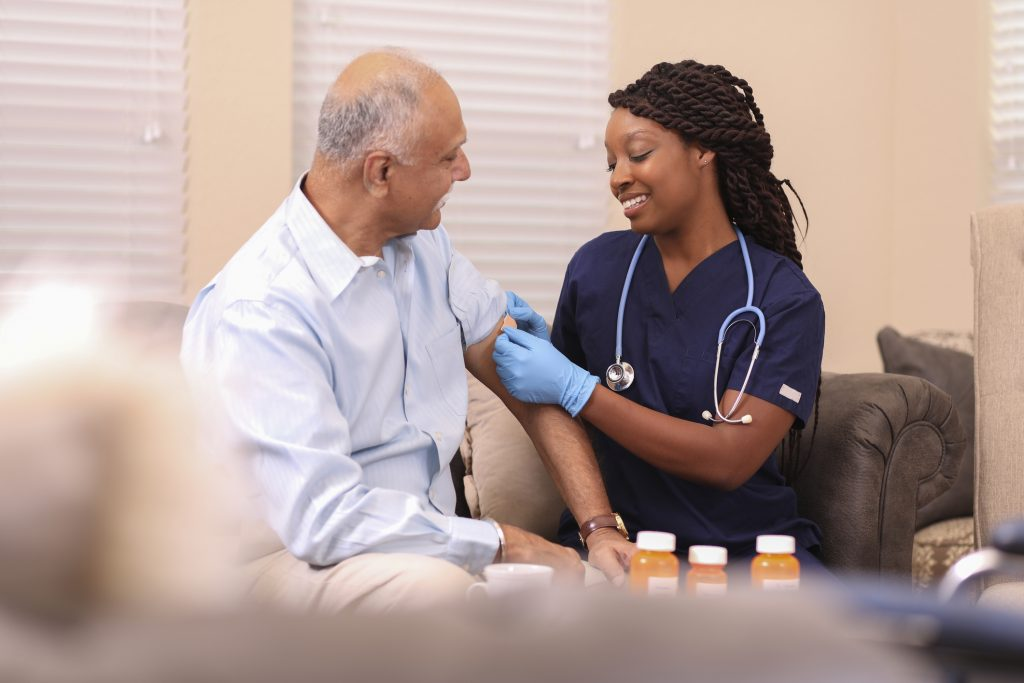 New research finds flu and pneumonia vaccines may lower Alzheimer's risk - iknowexpo