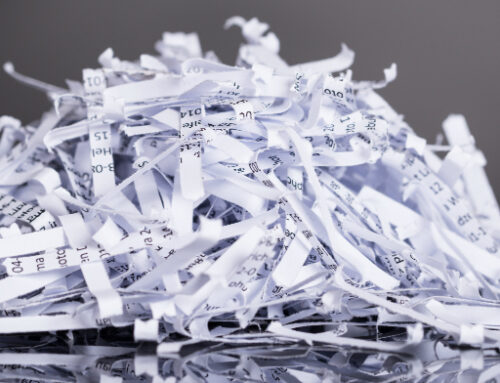 Free and secure on-site document shredding event, health fair